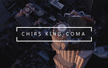GRAND MEDIA - Music video / Mūzikas video / Музыкальное видео - Chris - king - come