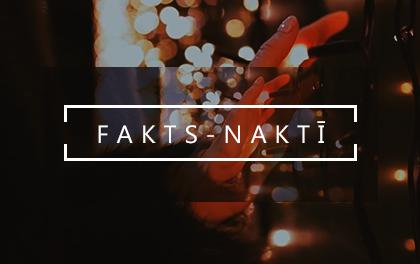 GRAND MEDIA - Music video / Mūzikas video / Музыкальное видео - Fakts - naktī