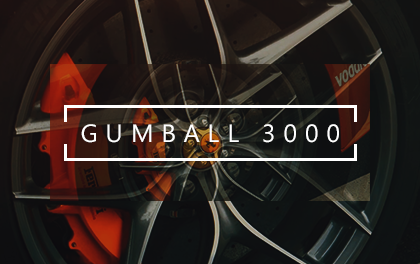 GRAND MEDIA -Various videos / Разные видео / Dažādi video - GUMBALL 3000