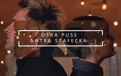 GRAND MEDIA - Music video / Музыкальное видео/ Mūzikas video - Otra puse - Antra Stafecka